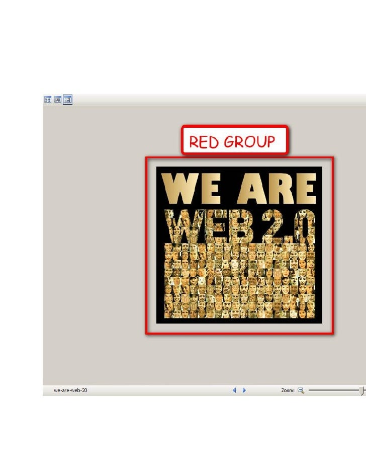 Welcome to the Red Group Toolbox  We're sharing the insight we've gained as a group into different methods of assessment. ...