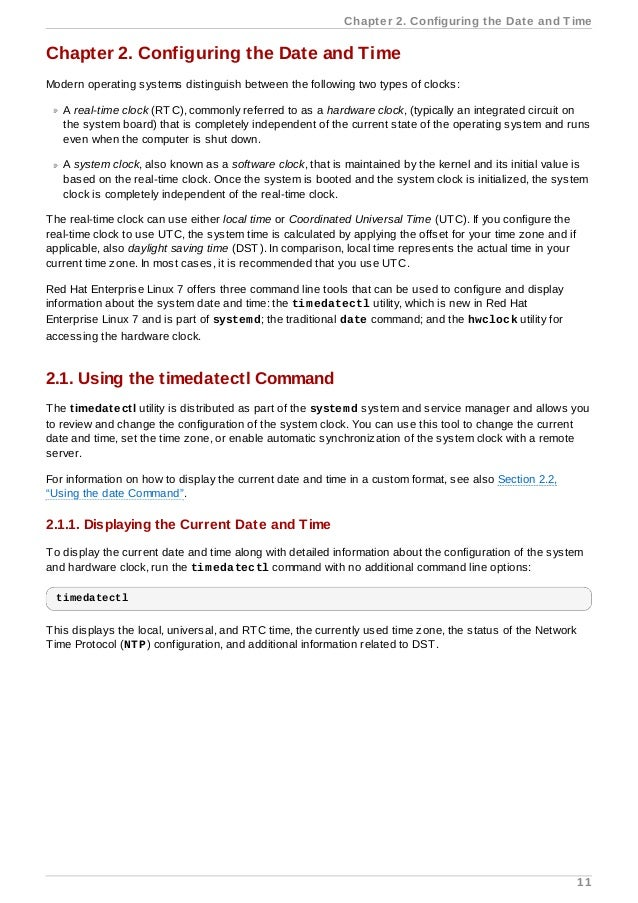 RHEL-7 Administrator Guide for RedHat 7