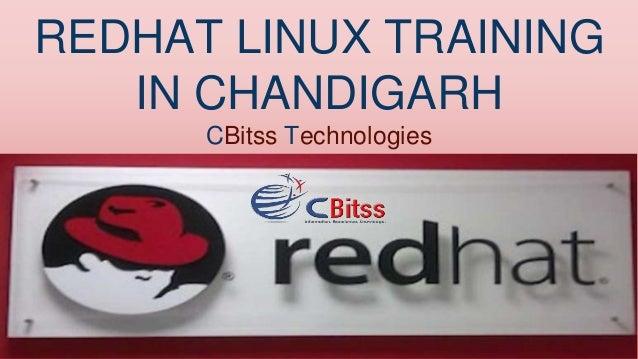 REDHAT LINUX TRAINING IN CHANDIGARH CBitss Technologies