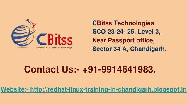 Redhat linux training in Chandigarh