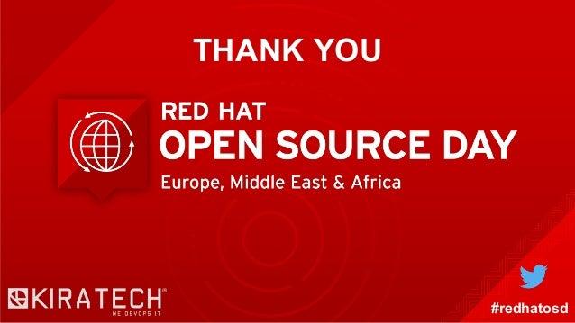 #redhatosd THANK YOU