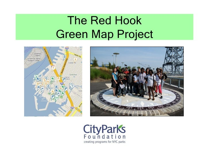 The Red Hook Green Map Project