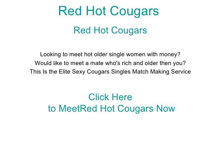 Hot cougar Cougar Cleaning