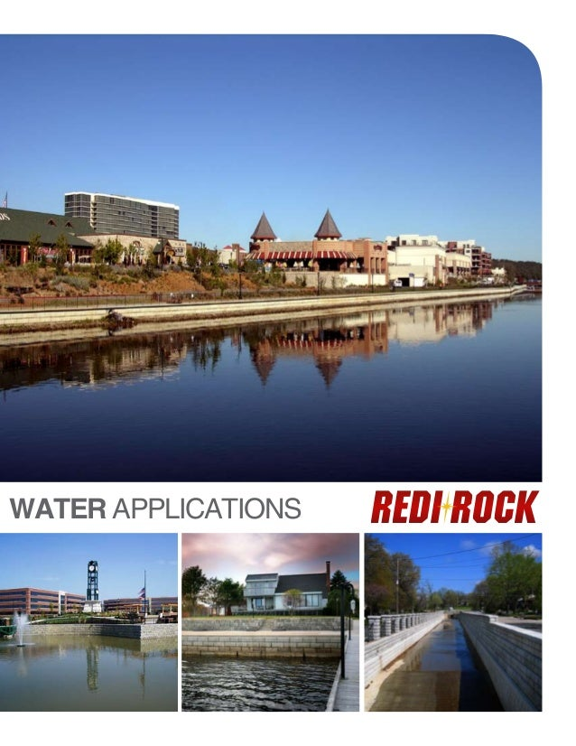 WATER APPLICATIONS