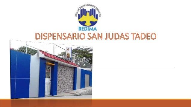 Red de Dispensarios Médicos de la Arquidiócesis de Guayaquil. Es una organización sin fines de lucro que la conforman aque...