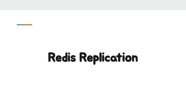 Redis Replication