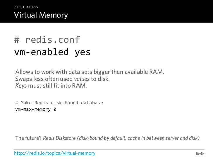 REDIS RESOURCESRedis Implementation Detailshttp://pauladamsmith.com/articles/redis-under-the-hood.html   Redis