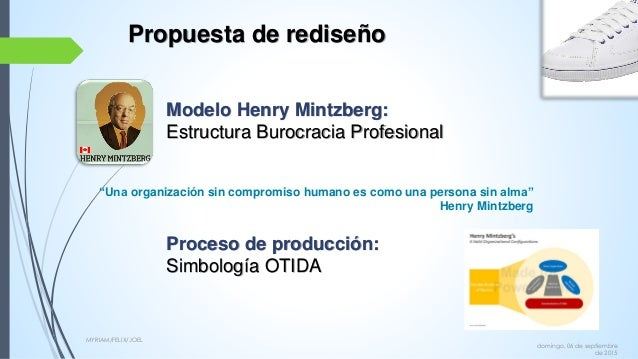 Estructura administrativa pdf