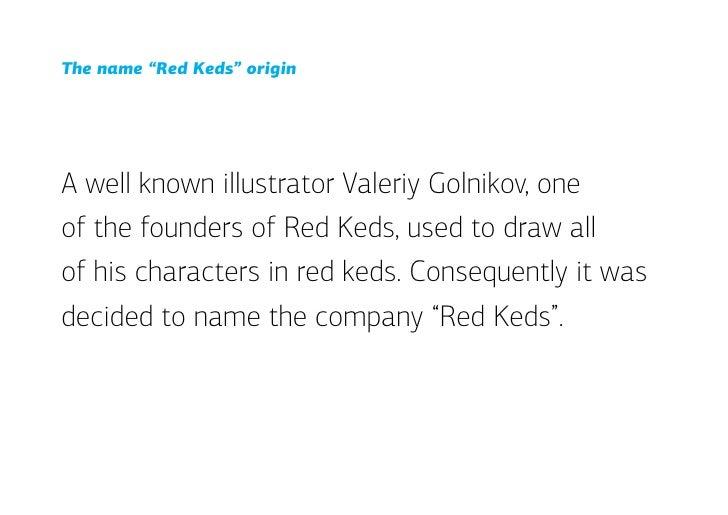 Red Keds Presentation Eng Slide 3