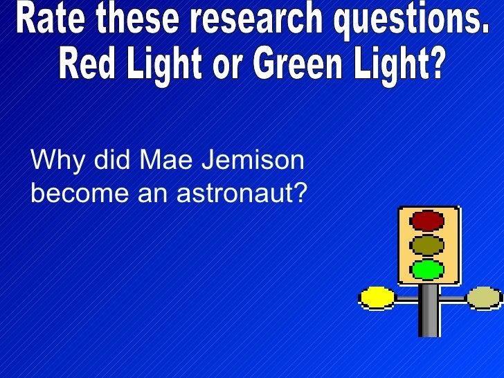 Red Light Green Light Questions