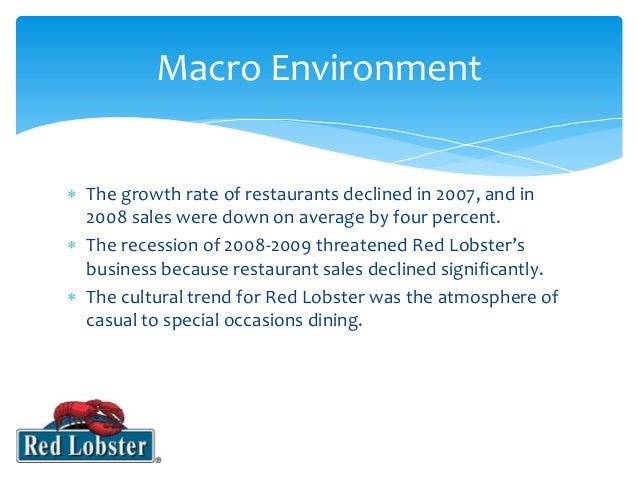 harvard business school red lobster case analysis