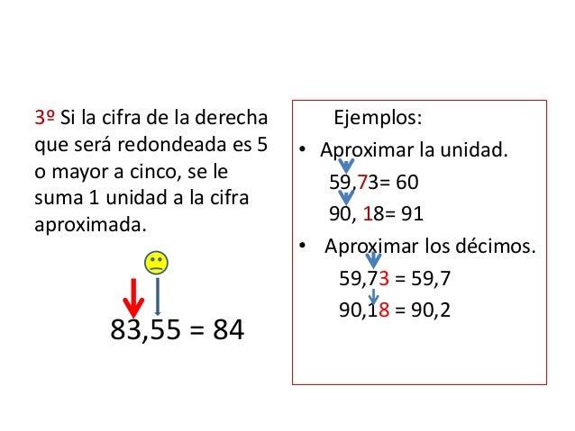 REDONDEO DE DECIMALES PDF DOWNLOAD