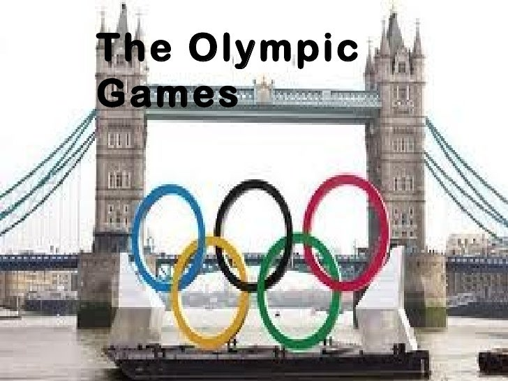 The OlympicGames