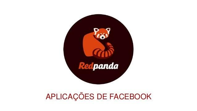 APLICAÇÕES DE FACEBOOK
