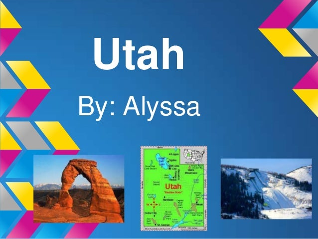 UtahBy: Alyssa