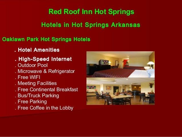 Red Roof Inn Hot Springs ...