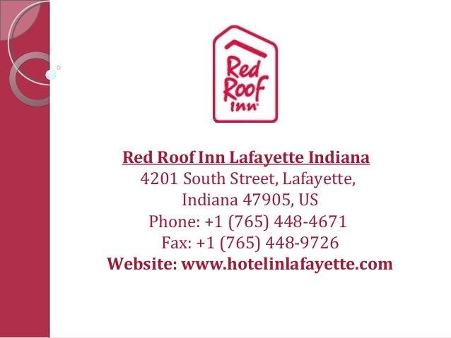 Red Roof Inn Lafayette ...