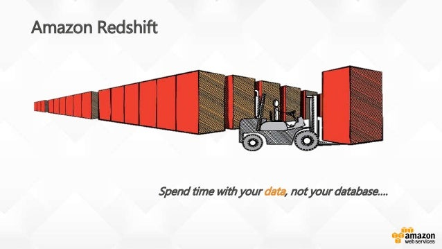 Amazon Redshift Spend time with your data, not your database….