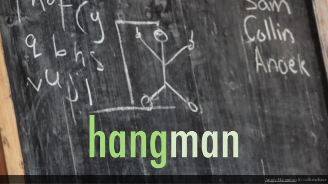 The Game of Hangman, Decision Theory and Delivering Software - Redsnake Philly 2014 Slide 3