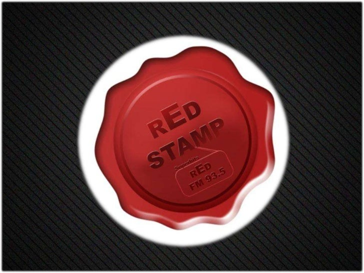Red stamp sales ppt final (hyderabad)