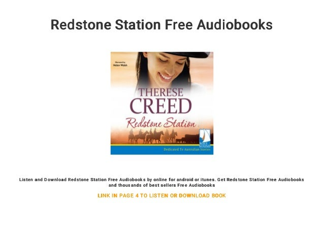 redstone station creed therese