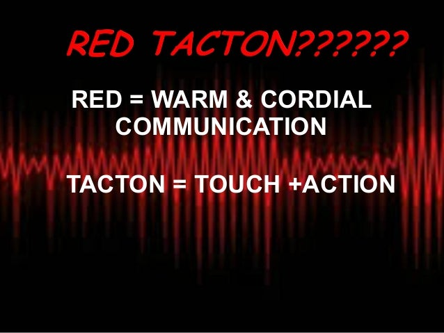 Red Tacton – A Human Area Network