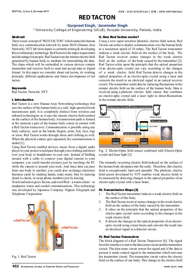 IJCST Vol. 2, Issue 3, September 2011                                                 ISSN : 2229-4333(Print) | ISSN : 097...