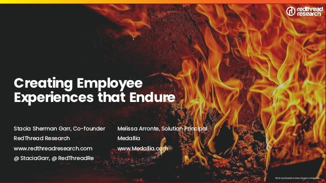 © 2020 RedThread Research. All Rights Reserved. Creating Employee Experiences that Endure Stacia Sherman Garr, Co-founder ...