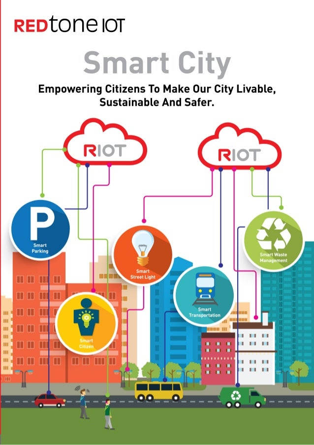 how to make smart city model