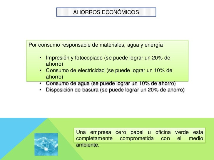 Reducci n o eliminaci n del uso del papel for Eliminar electricidad estatica oficina