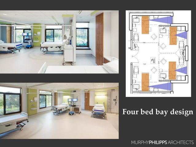 Four bed bay design