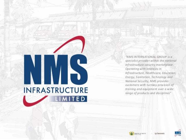 """""""NMS INTERNATIONAL GROUP is a specialist provider within the national infrastructure security marketplace. Operating with ..."""