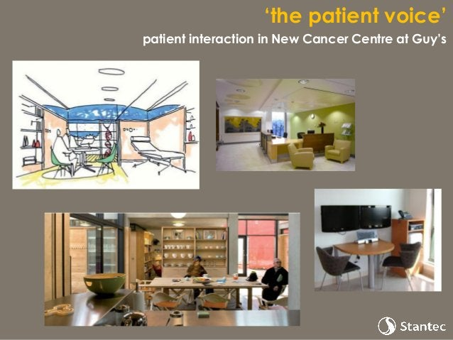 Interaction & transparency science of treatment art of care MDT hub 'the patient voice' patient interaction in New Cancer ...