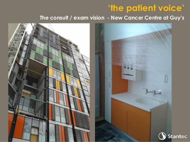 'the patient voice'