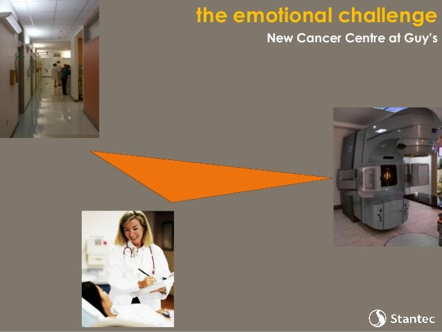 the emotional challenge New Cancer Centre at Guy's