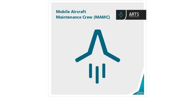 EXTENDING YOUR SUCCESS Mobile Aircraft Maintenance Crew (MAMC)