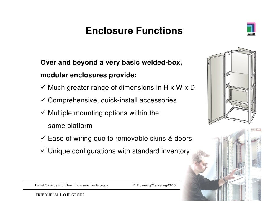 Reducing Electrical Enclosure Size