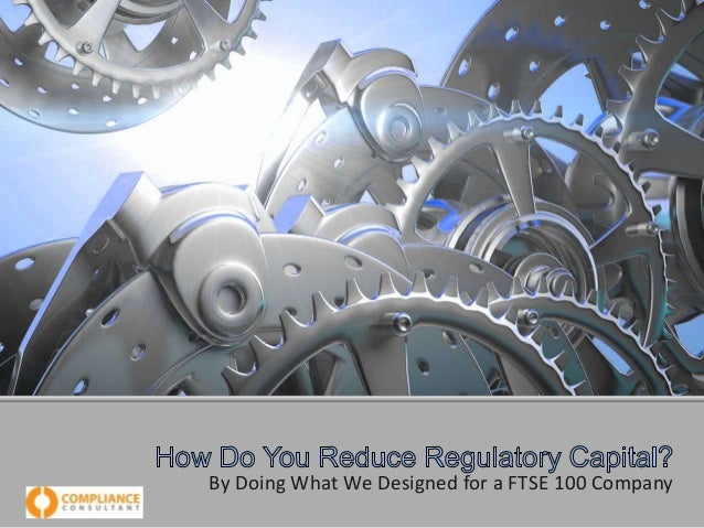 By Doing What We Designed for a FTSE 100 Company
