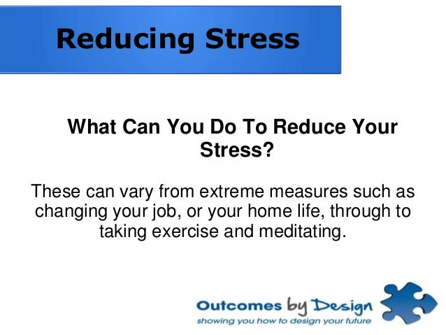 reducing stress through exercise Exercise is one of the best strategies for combating stress and managing heart disease physical activity can help lower your overall stress levels and improve your quality of life, both mentally .