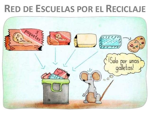 RED DE ESCUELAS POR EL RECICLAJE