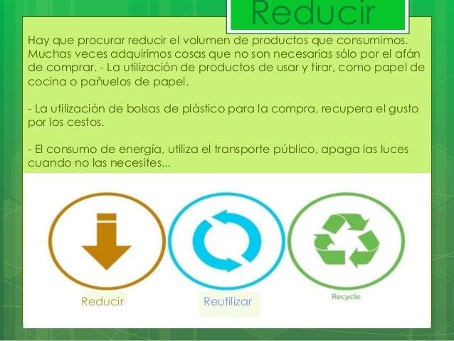 Spanish Reading – Reducir, Reutilizar, Reciclar ... |Reducir Reutilizar Y Reciclar
