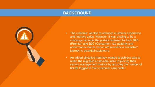 performance of telecom service provider Customer service certification at copc inc, we recognize that your ultimate goals are to ensure customer satisfaction while increasing revenues and reducing costs.