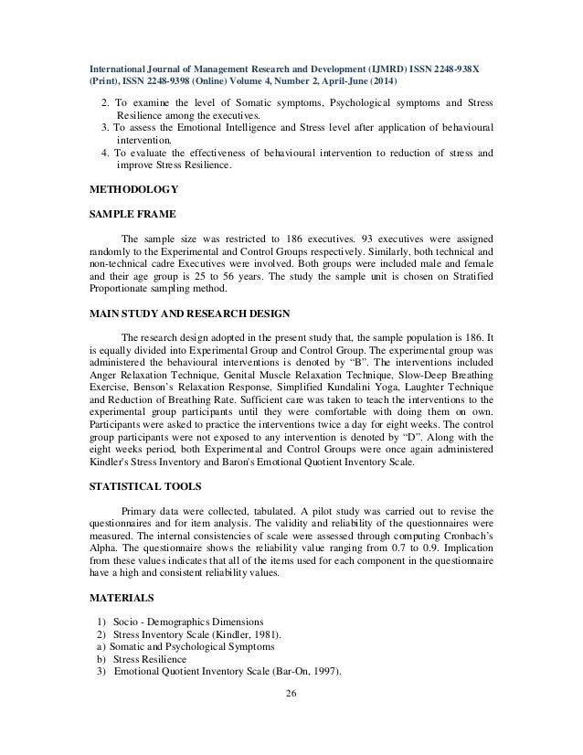 emotional intelligence ei and burnout among nurses psychology essay 3health psychologist, general hospital of nikaia, athens, greece  emotional  intelligence (ei) is very important to emotional management this paper aims to  investigate the  relationship between emotional intelligence and burnout   emotions, among nursing students, during the course of their.