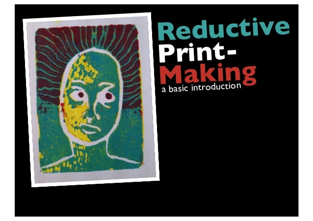 eductive R PrintMaking a basic introduction
