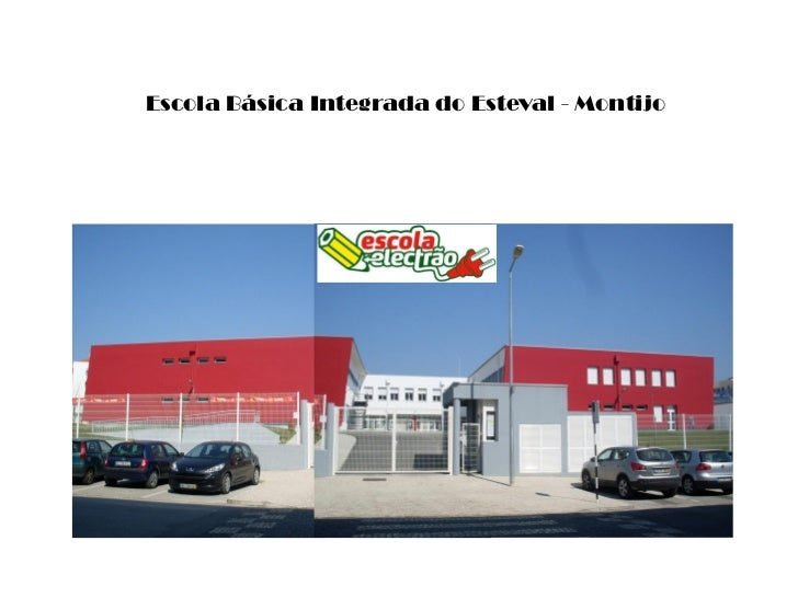 Escola Básica Integrada do Esteval - Montijo