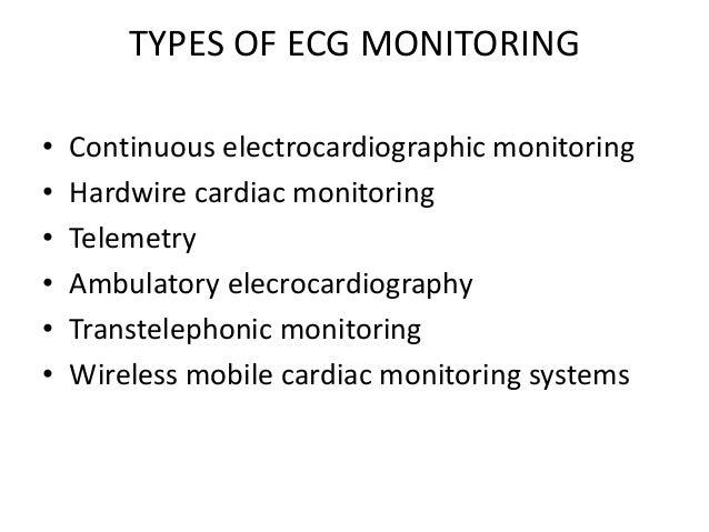 electrocardiography