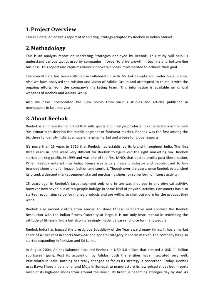 reebok essay Essay questions for the topic of technology a common topic in both ielts speaking and writing many things that used to be done in the home by hands are now being done by machines does this development bring more advantages or disadvantages (reported 2017) some people argue that technological.