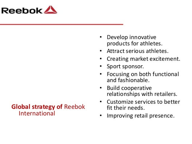 nike strategy evaluation Nike supply chain disclosure  as part of our growth strategy,  risk evaluation nike continually evaluates and updates its systems to identify and.