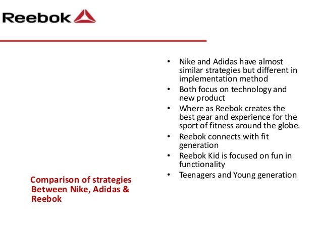 nike strategy evaluation See how to successfully use johnson, scholes and whittington's saf strategy  model to review and evaluate strategic options.