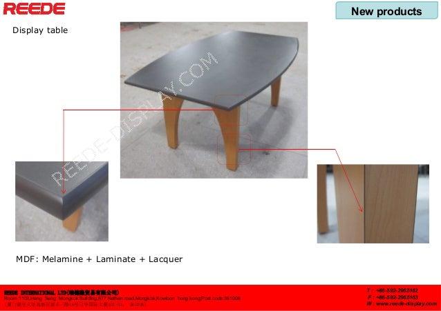 New products REEDE INTERNATIONAL LTD(瑞德隆贸易有限公司) Room 1103,Hang Seng Mongkok Building,677 Nathan road,Mongkok,Kowloon hong ...